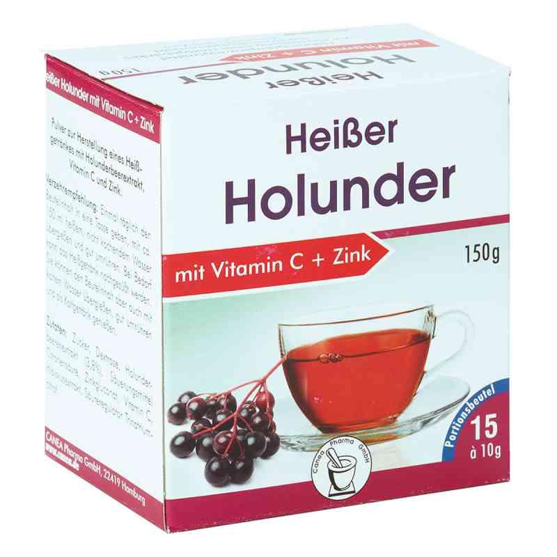 Heisser Holunder+vit.c+zink Pulver  bei apotheke.at bestellen