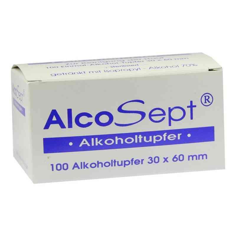 Alkoholtupfer Alcosept  bei apotheke.at bestellen