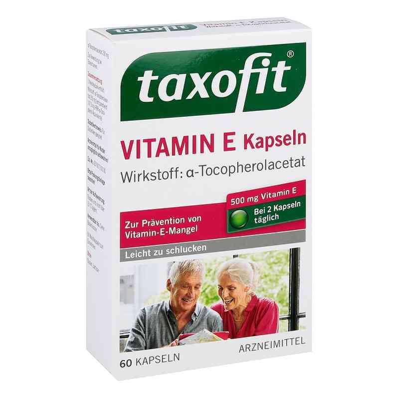 Taxofit Vitamin E Weichkapseln bei apotheke.at bestellen