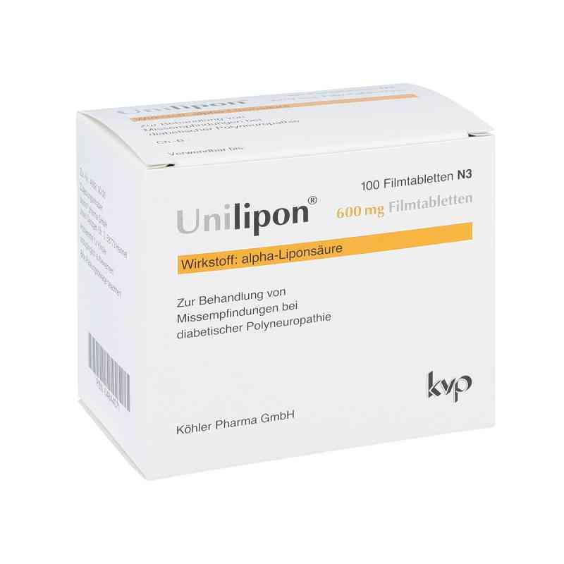 Unilipon 600mg  bei apotheke.at bestellen