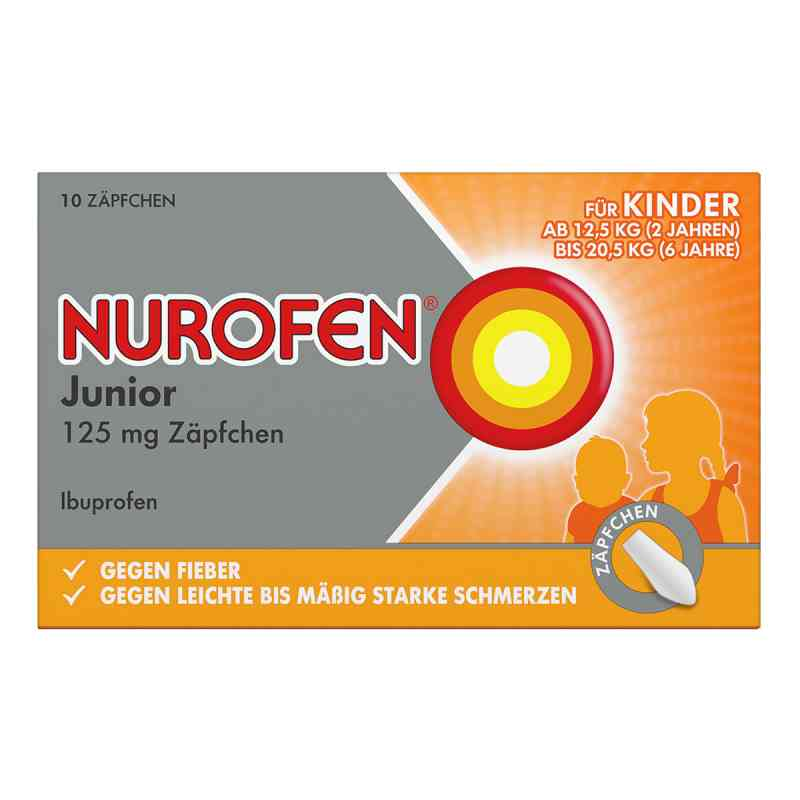 Nurofen Junior 125mg bei apotheke.at bestellen