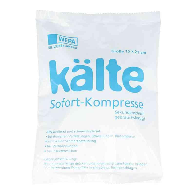 Kälte Sofort Kompresse 15x21cm bei apotheke.at bestellen