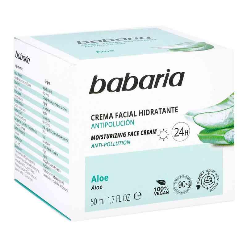 Aloe Vera Feuchtigkeits Gesichtscreme  bei apotheke.at bestellen