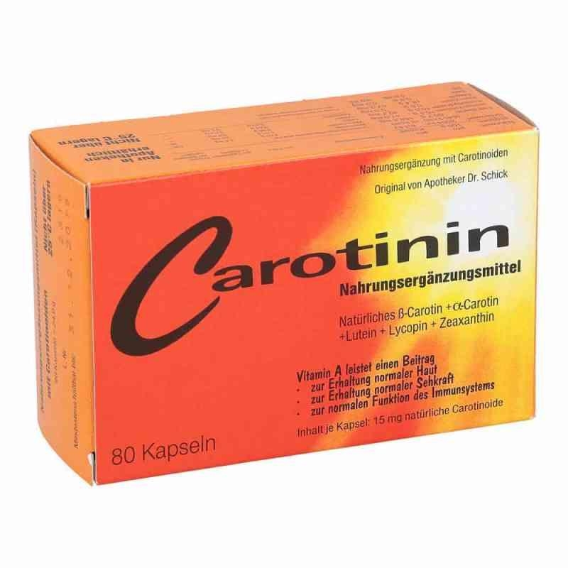 Carotinin Kapseln bei apotheke.at bestellen