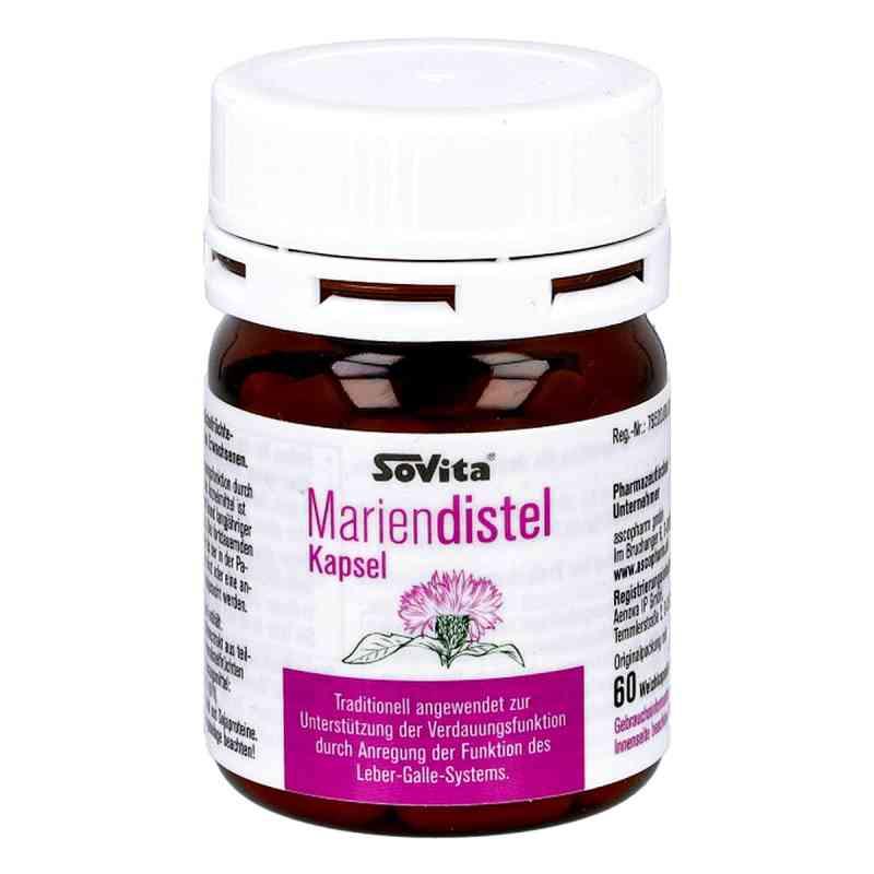 Mariendistel Leberschutz  bei apotheke.at bestellen