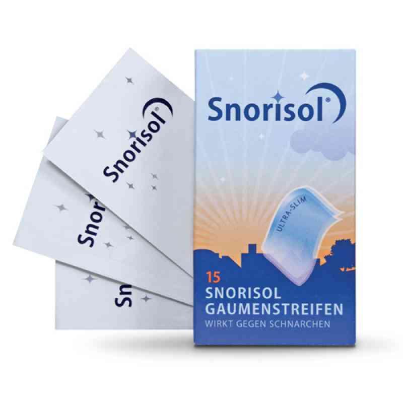 Snorisol Gaumenstreifen bei apotheke.at bestellen