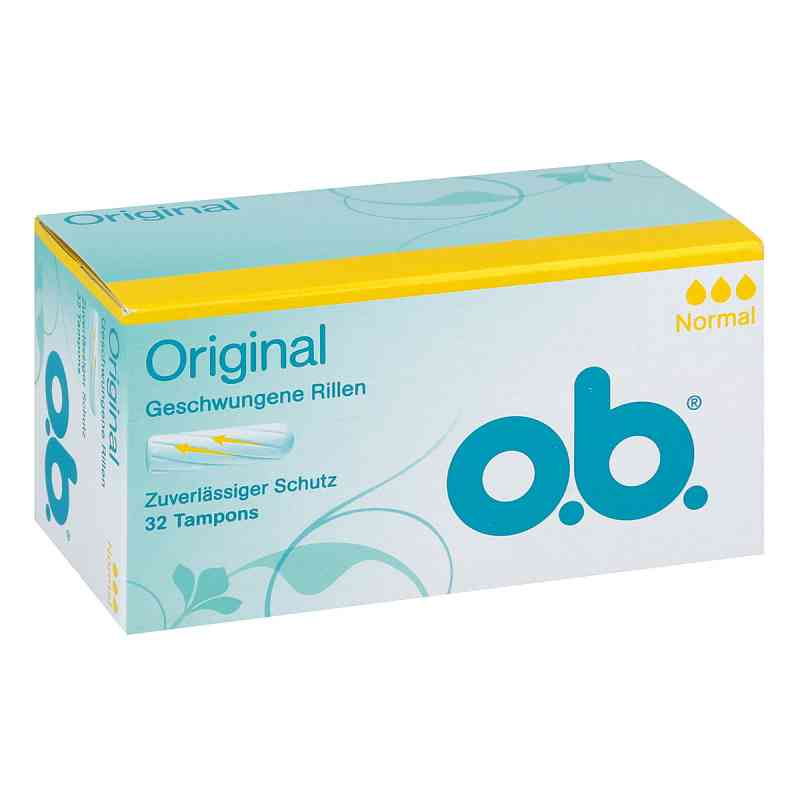 O.b. Tampons normal bei apotheke.at bestellen