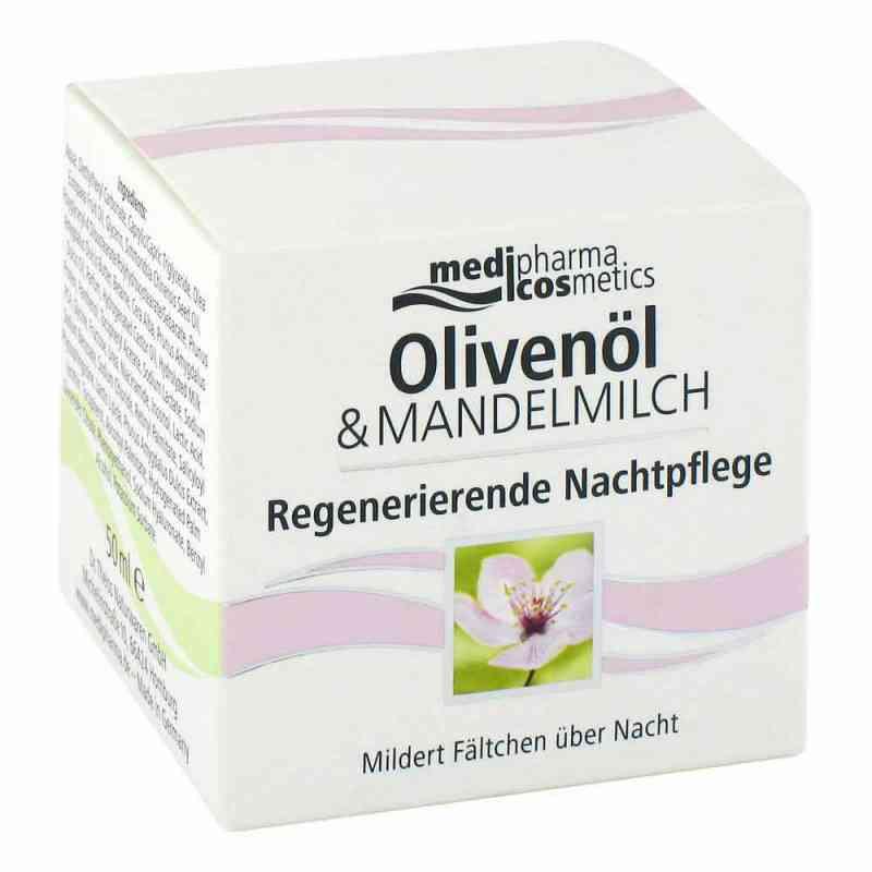 Oliven-mandelmilch regenerierende Nachtpflege bei apotheke.at bestellen