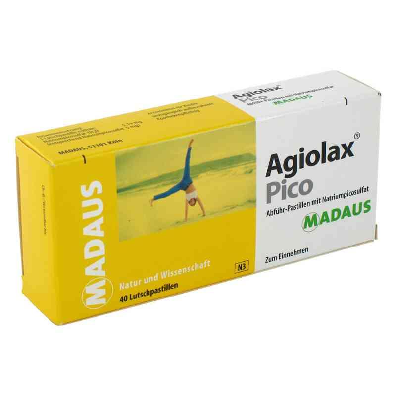 Agiolax Pico Madaus Abführ-Lutschpastillen bei apotheke.at bestellen
