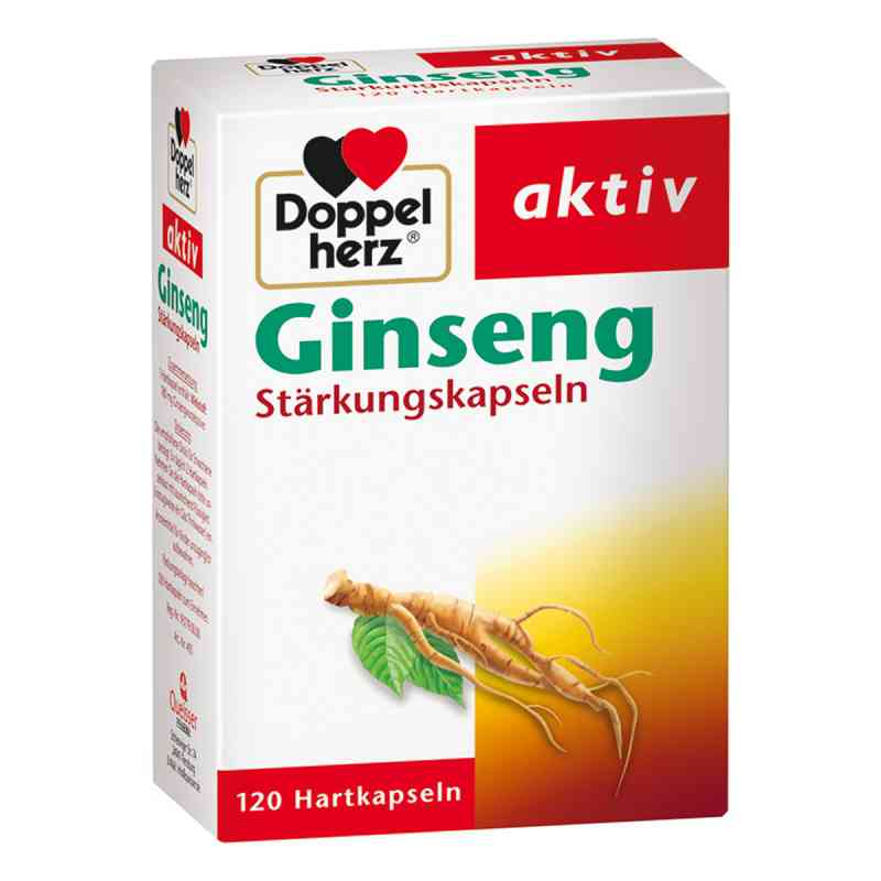 Doppelherz aktiv Ginseng Stärkungskapseln bei apotheke.at bestellen