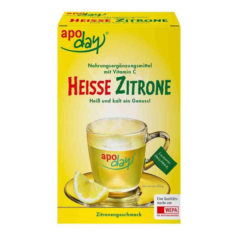 Apoday Heisse Zitrone Vitamine c Pulver  bei apotheke.at bestellen