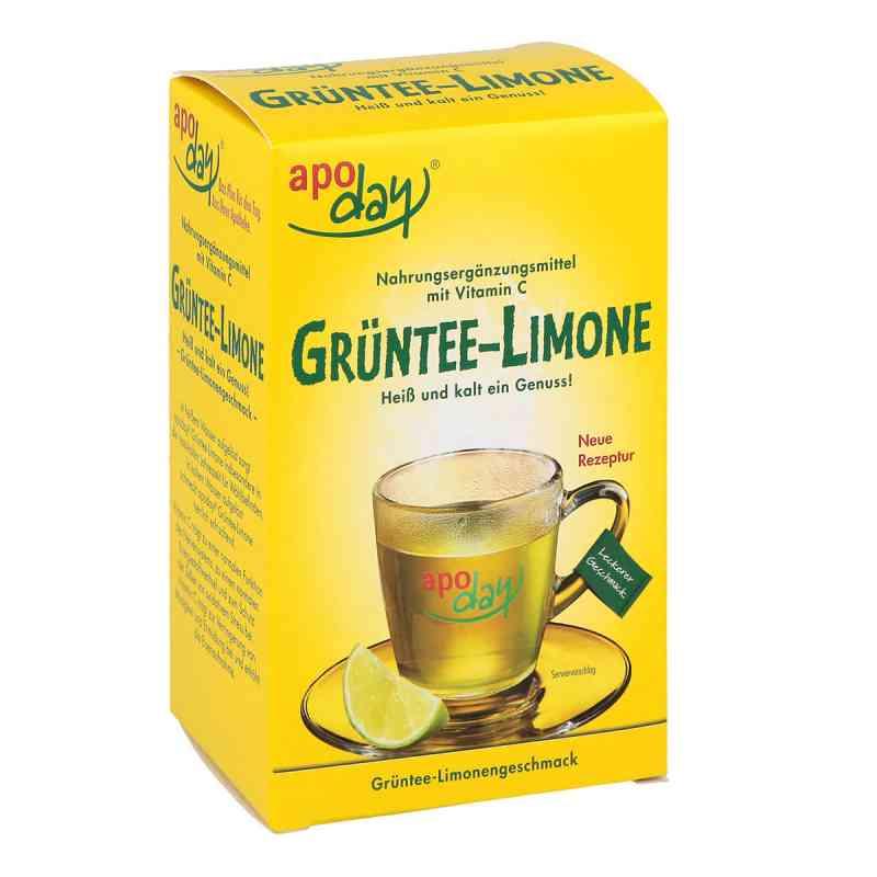 Apoday Limone Vitamin C+grüntee-extrakt Pulver  bei apotheke.at bestellen