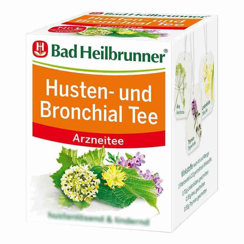 Bad Heilbrunner Husten- und Bronchial Tee N bei apotheke.at bestellen