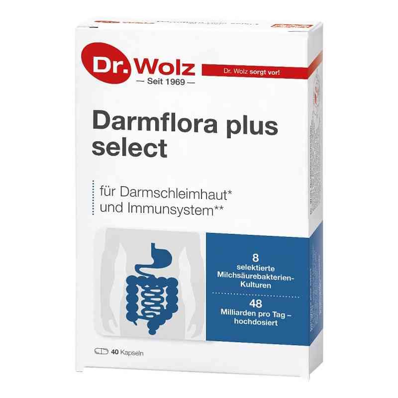 Darmflora plus select Kapseln  bei apotheke.at bestellen
