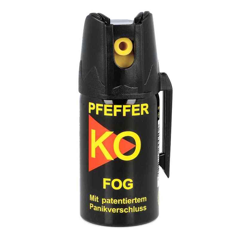 Pfeffer k.o. Spray Fog Verteidigungsspray  bei apotheke.at bestellen