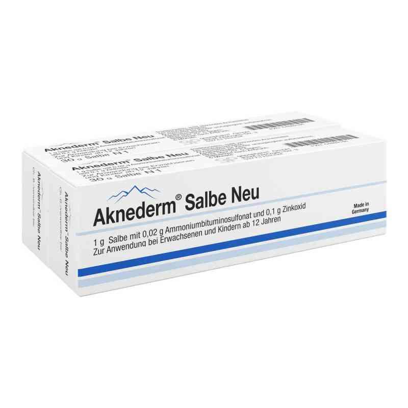 Aknederm Salbe Neu  bei apotheke.at bestellen