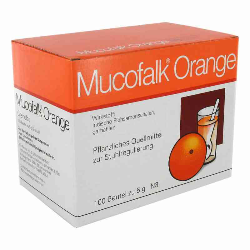 Mucofalk Orange Beutel bei apotheke.at bestellen