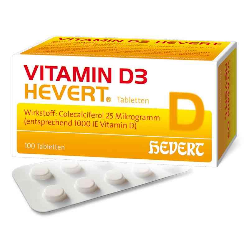 Vitamin D3 Hevert Tabletten bei apotheke.at bestellen