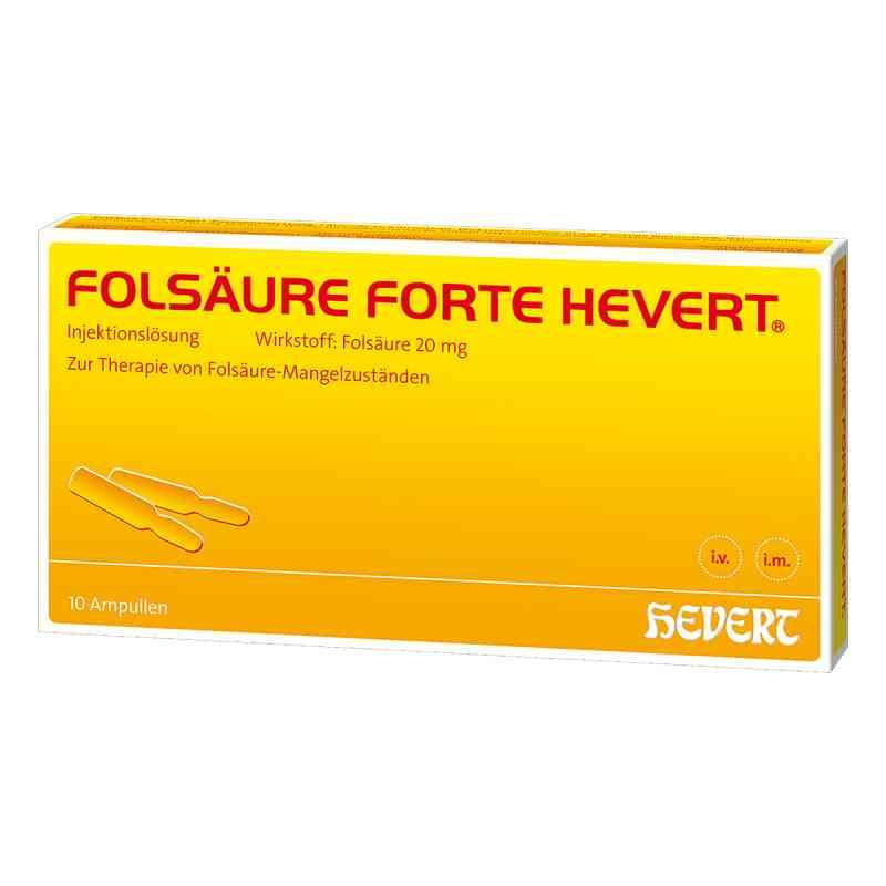 Folsäure Hevert forte Ampullen bei apotheke.at bestellen