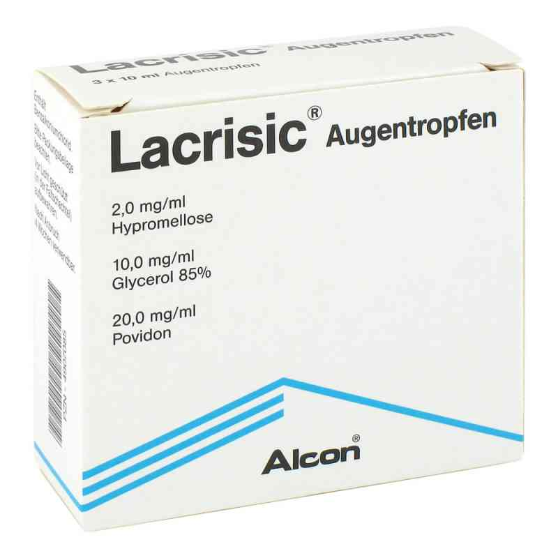 Lacrisic Augentropfen bei apotheke.at bestellen