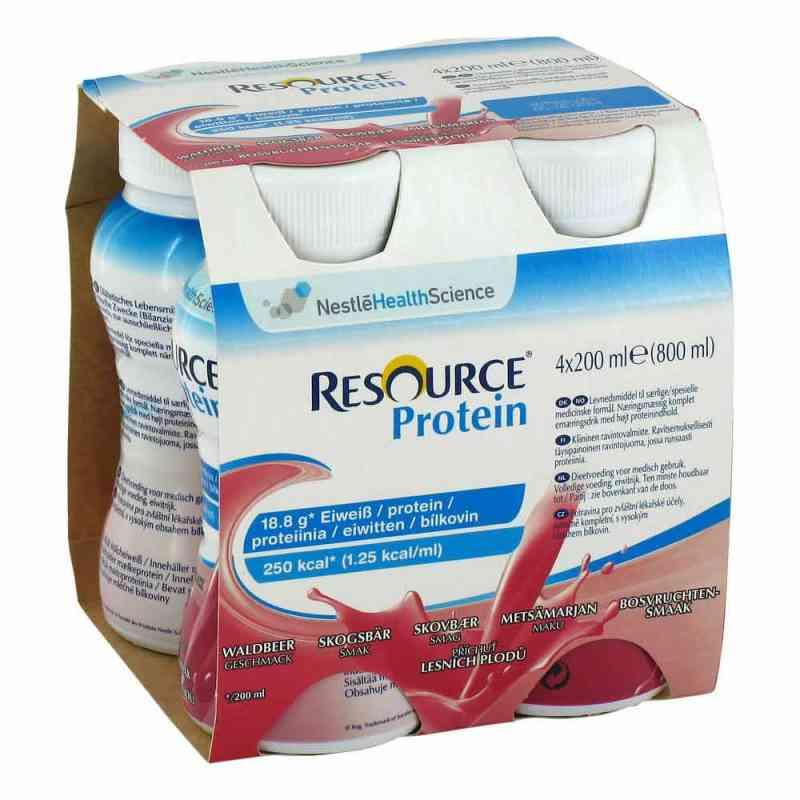 Resource Protein Drink Waldbeere  bei apotheke.at bestellen