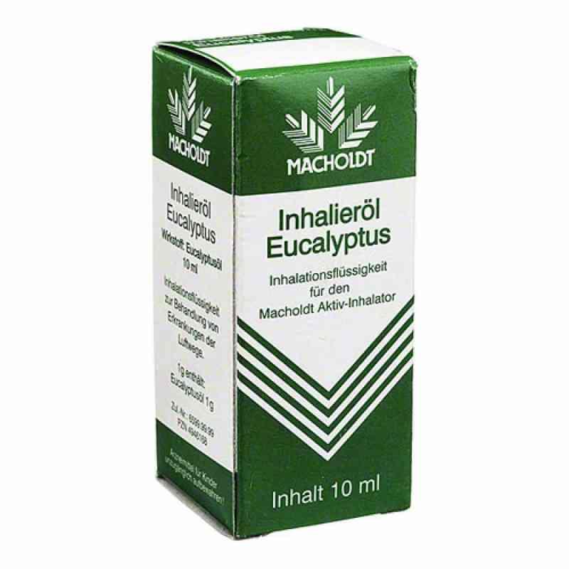 Macholdt Inhalieröl Eukalyptus  bei apotheke.at bestellen