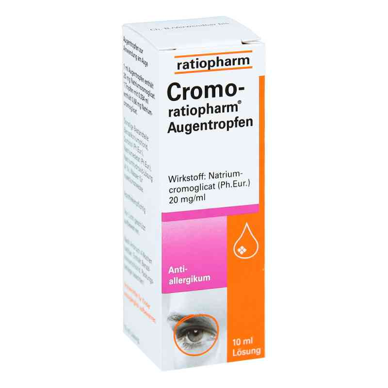 Cromo-ratiopharm bei apotheke.at bestellen