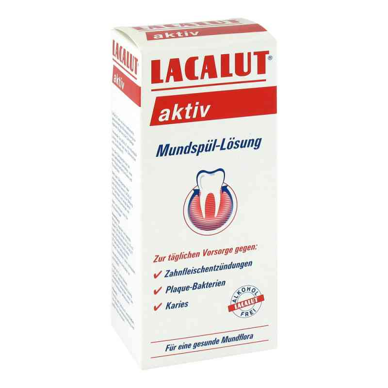Lacalut aktiv Mundspüllösung  bei apotheke.at bestellen