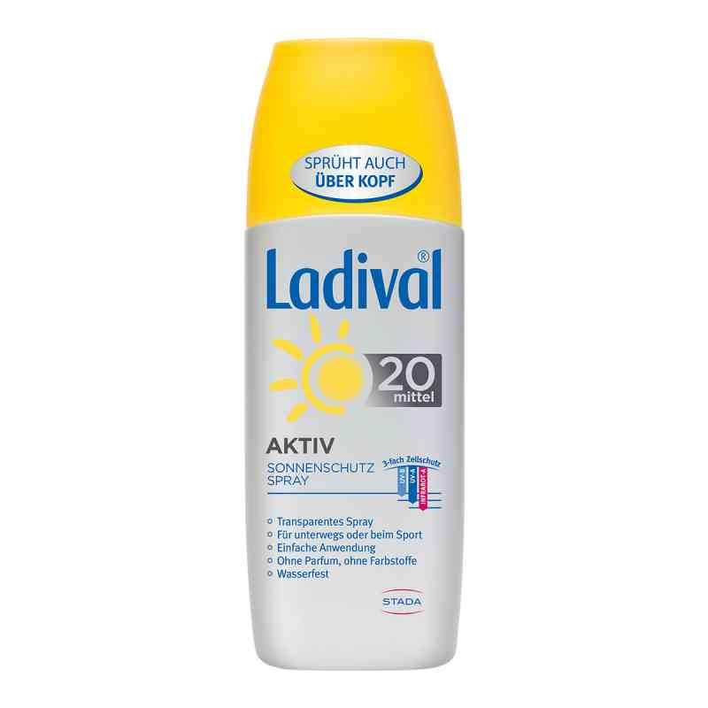 Ladival Sonnenschutzspray Lsf 20  bei apotheke.at bestellen