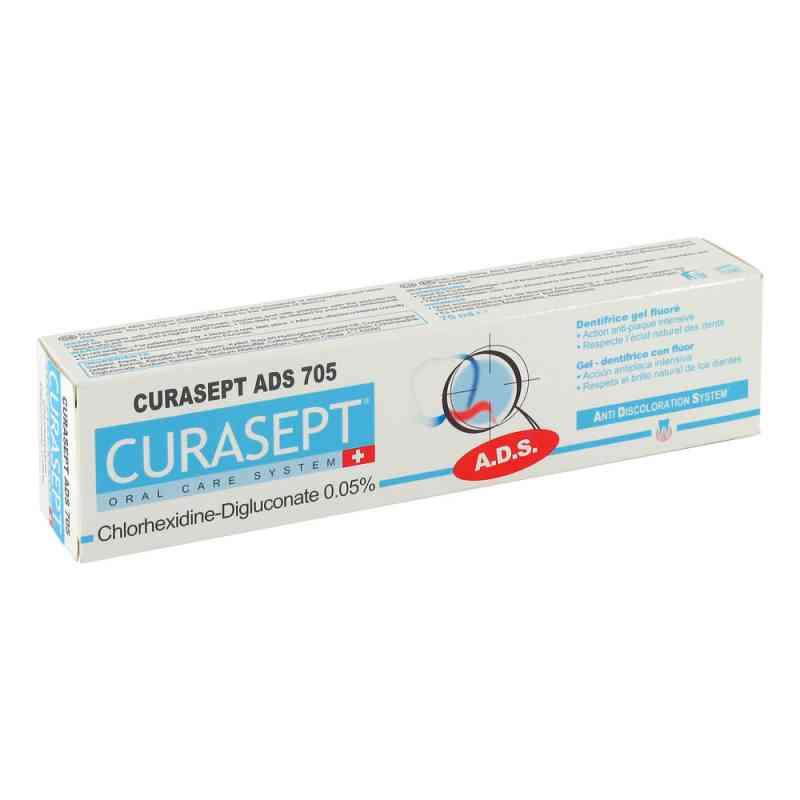 Curasept Zahnpasta 0,05% Chx Ads705  bei apotheke.at bestellen