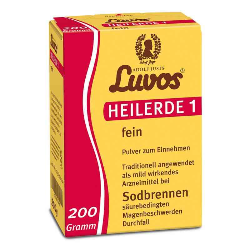 Luvos Heilerde Erstverschlimmerung