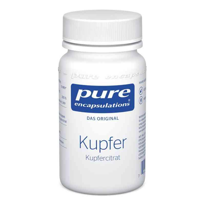 Pure Encapsulations Kupfer Kupfercitrat Kapseln bei apotheke.at bestellen