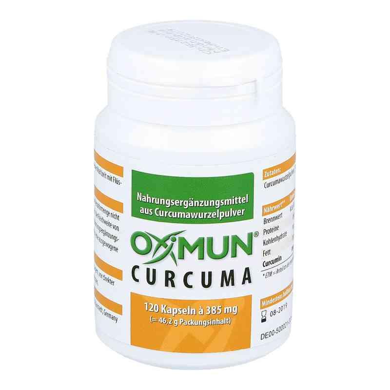 Oximun Curcuma Kapseln  bei apotheke.at bestellen
