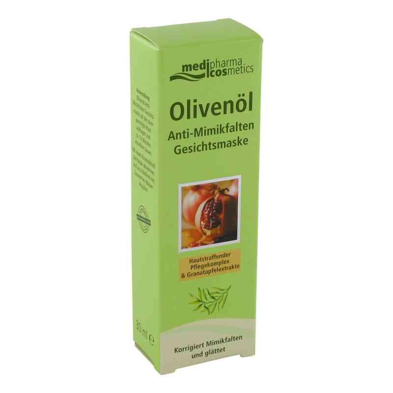 Olivenöl Anti-mimikfalten Gesichtsmaske bei apotheke.at bestellen