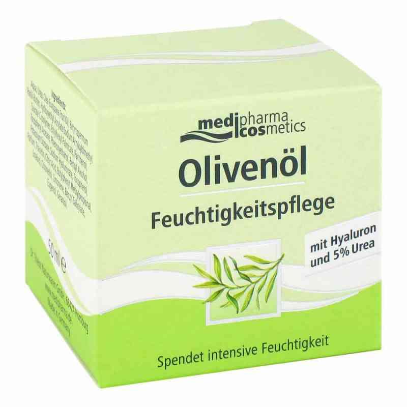 Olivenöl Feuchtigkeitspflege Creme  bei apotheke.at bestellen