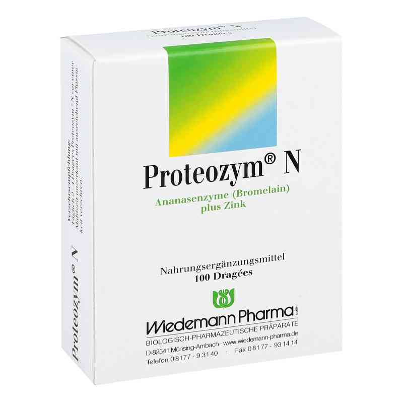 Proteozym N Dragees  bei apotheke.at bestellen