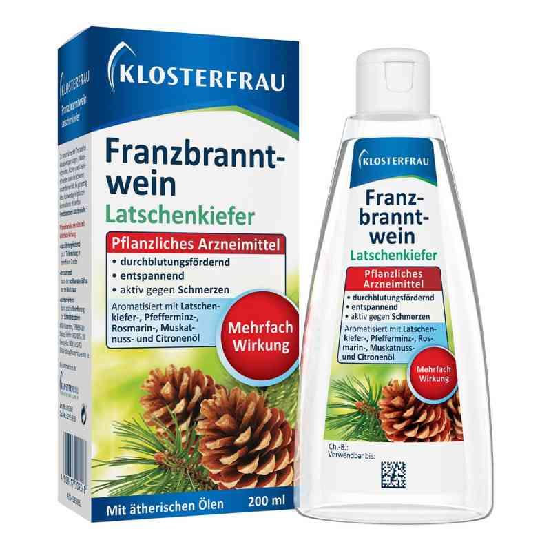 Klosterfrau Franzbranntwein Latschenkiefer  bei apotheke.at bestellen