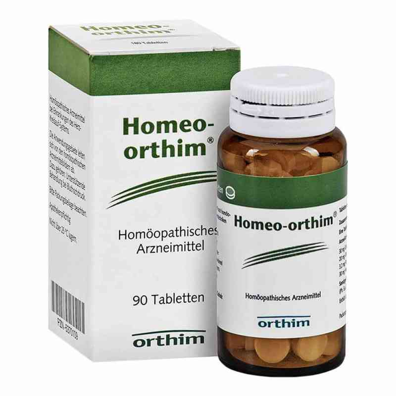 Homeo Orthim Tabletten bei apotheke.at bestellen