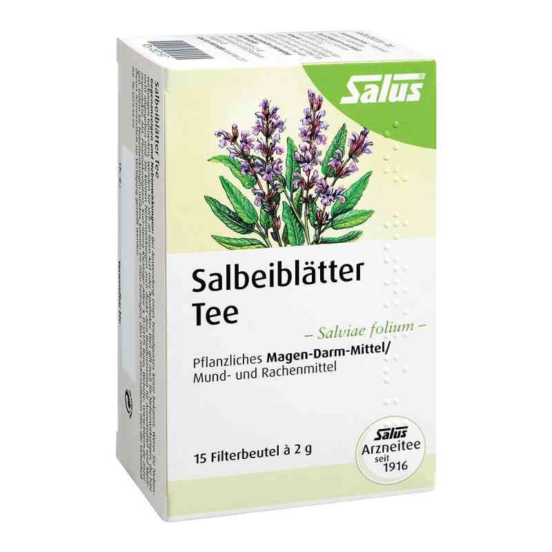 Salbeiblätter Arzneitee Salviae folium bio Salus  bei apotheke.at bestellen