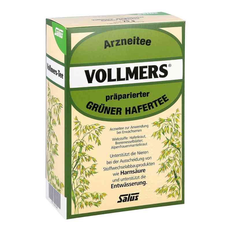 Vollmers präparierter grüner Hafertee bei apotheke.at bestellen