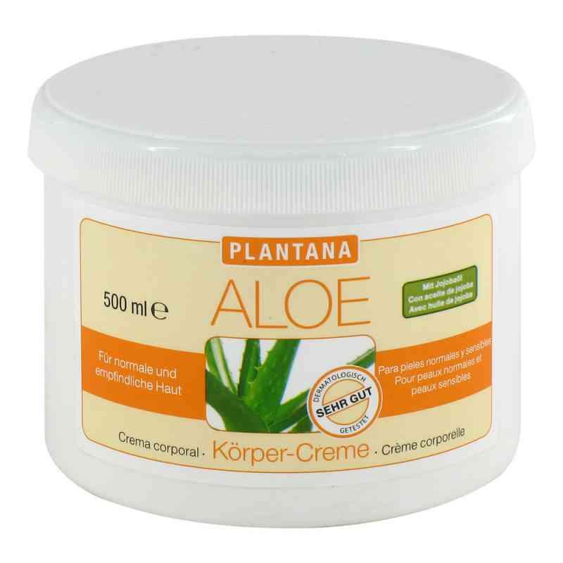 Plantana Aloe Vera Körper Creme bei apotheke.at bestellen