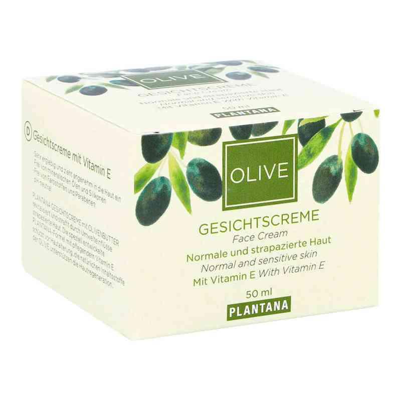 Plantana Olive Butter Gesichts Creme bei apotheke.at bestellen