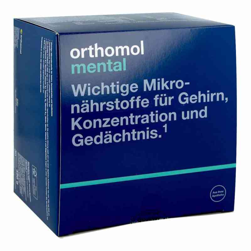 Orthomol Mental Granulat  bei apotheke.at bestellen