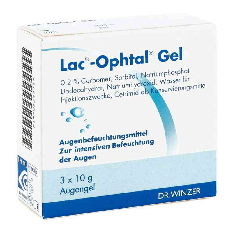 Lac Ophtal Gel  bei apotheke.at bestellen