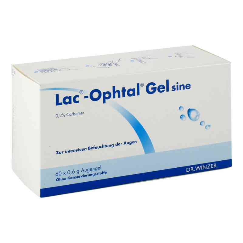 Lac Ophtal Gel sine  bei apotheke.at bestellen