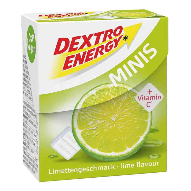 Dextro Energy Minis Limette  bei apotheke.at bestellen
