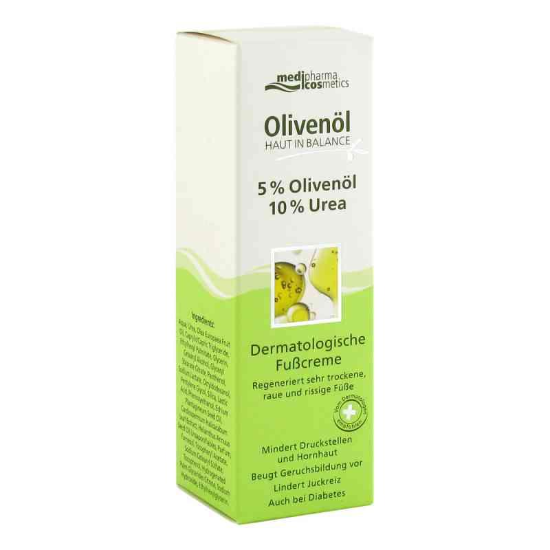 Haut In Balance Olivenöl Fusscr.5%oliven.10%urea bei apotheke.at bestellen
