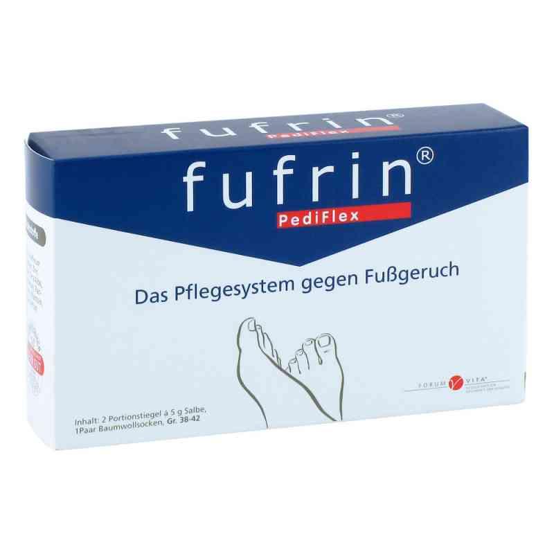 Fufrin Pediflex Pflegesyst.socke+salbe Größe 38 -42  bei apotheke.at bestellen