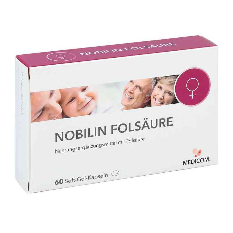 Nobilin Folsäure Kapseln bei apotheke.at bestellen