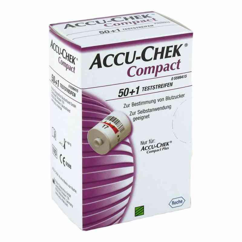 Accu Chek Compact Teststreifen  bei apotheke.at bestellen